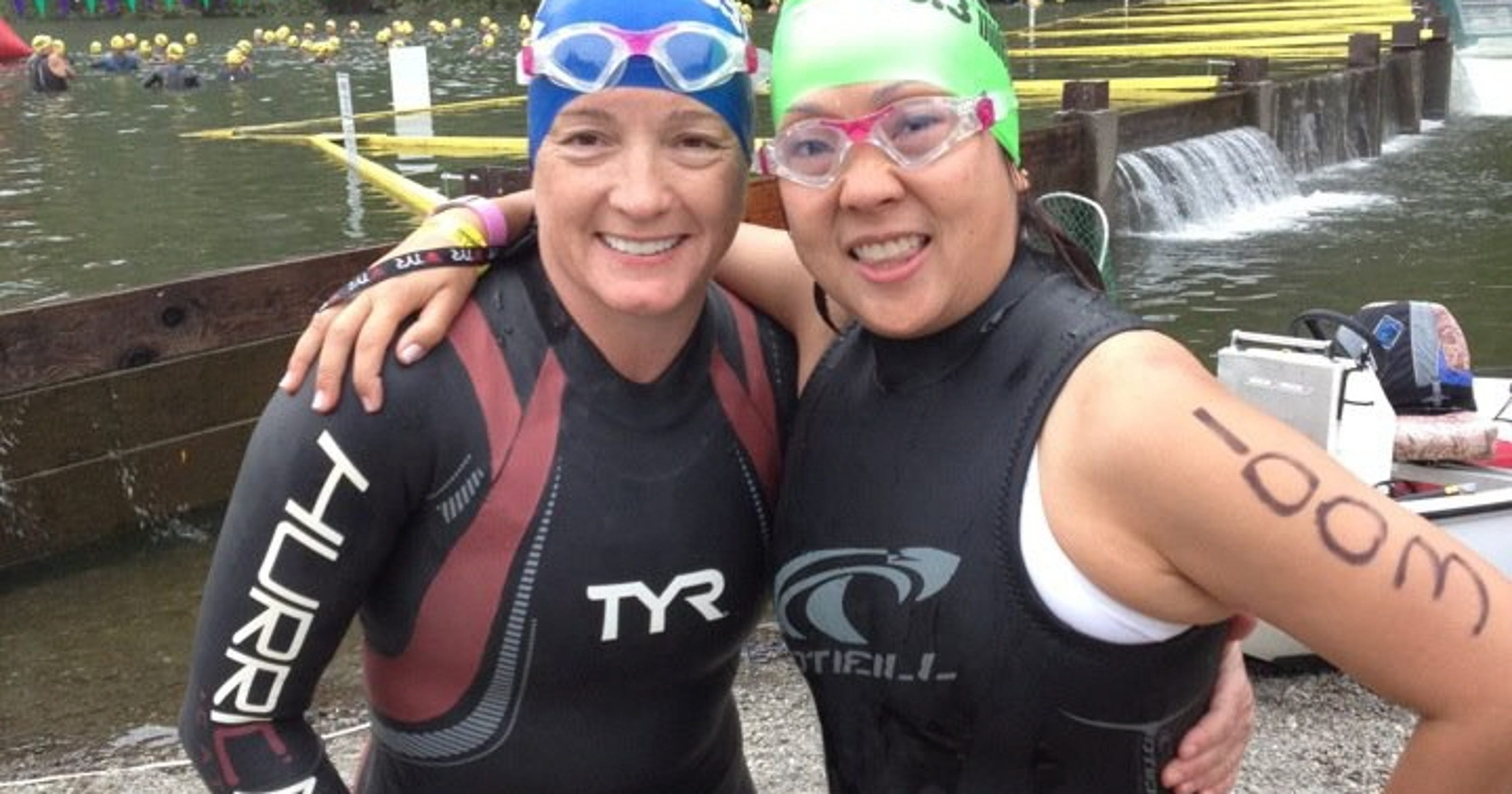Swimming deaths trouble triathlon officials