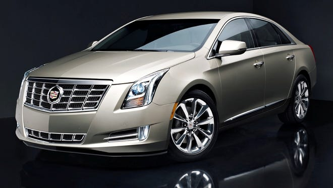 2014 Cadillac XTS Luxury Collection gets a more powerful V-6
