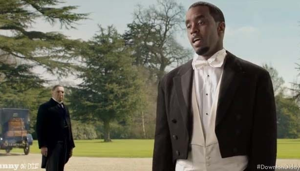 "Sean Combs ""appears"" on 'Downton Abbey.'"