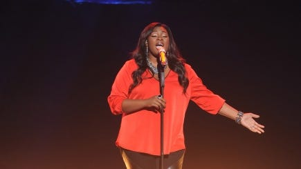'Idol Meter' says Candice outperformed Kree in the finals. Do you agree?