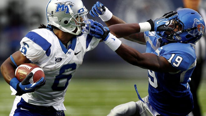 The Memphis defense has holes to fill before taking on teams like Louisville and Cincinnati.