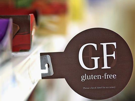 Glutenized