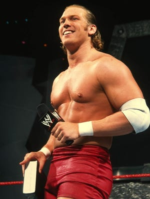 """Wrestler Chris Nowinski, aka """"Chris Harvard"""" of WWE fame, is getting involved in making the sport safer from concussions."""