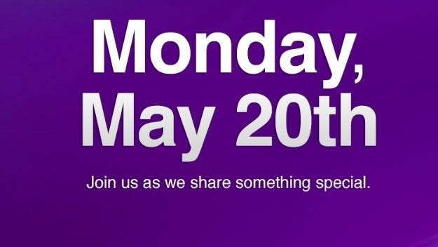 Yahoo has scheduled a press event for Monday in New York.