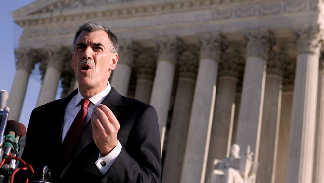 U.S. Solicitor General Donald Verrilli argued that drug companies should not be able to reach profit-sharing settlements that keep generic drugs off the market.