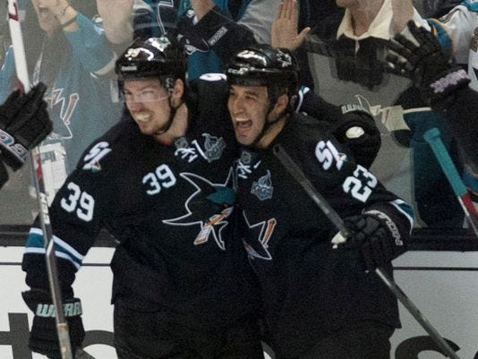 Logan Couture Emerges As San Jose Sharks' Young Leader