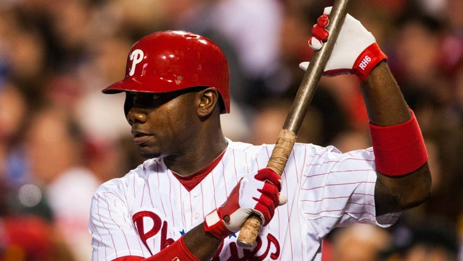 Ryan Howard is hitting .179 in 16 games this month.