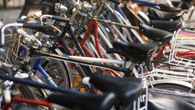 The FBI estimates that bicycle thefts total $350 million in the USA each year, at an average cost of $250 per bike.