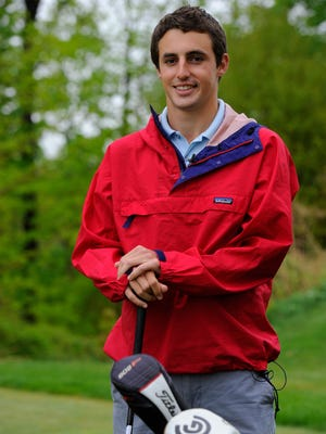 College student Dylan Dethier wrote the coming-of-age memoir '18 in America: A Young Golfer's Epic Journey to Find the Essence of the Game.'