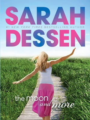 'The Moon and More' by Sarah Dessen is out this summer.