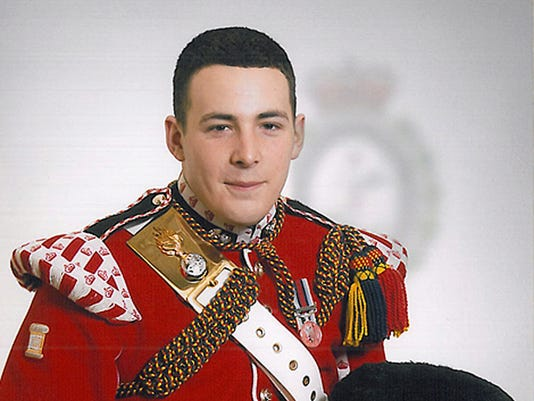 Lee Rigby London attack