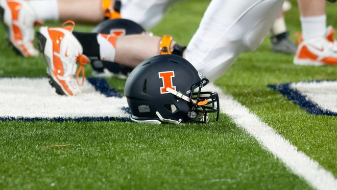 Illinois begins 2013 at the bottom rung of the Big Ten after going 2-10, 0-8 in league play, a season ago.