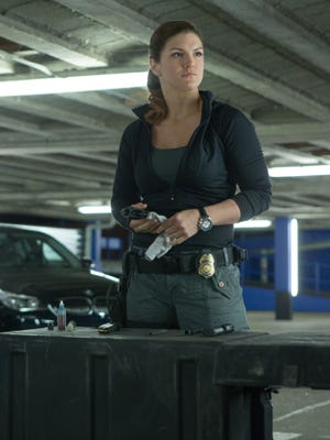 """Former MMA star Gina Carano continues to build her filmography with an action-packed role in """"Fast and Furious 6."""""""