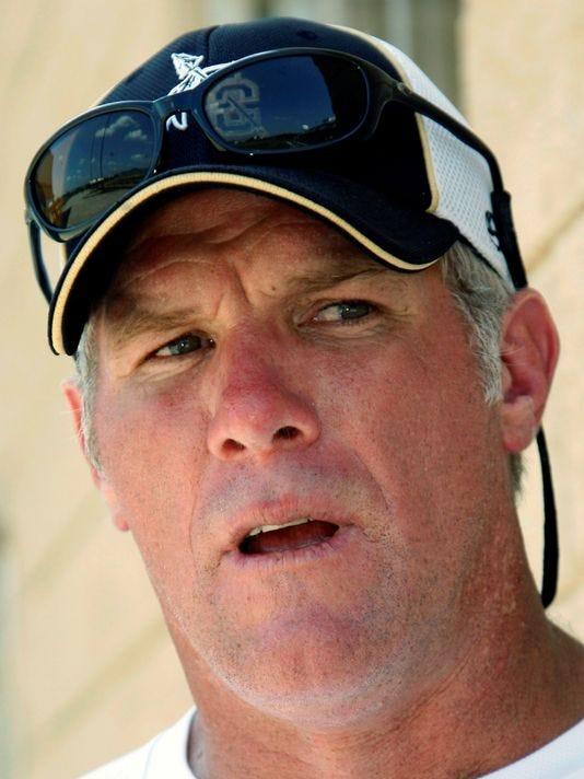 Brett Favre's racy text message case settled