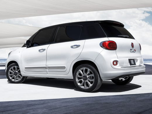 Reviewed Com First Drive Of 4 Door 5 Seat Fiat 500l