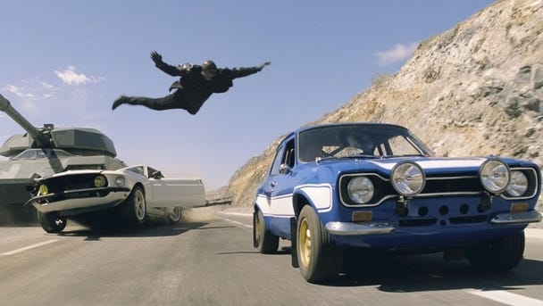 'Fast and Furious 6' kept the series on track with a No. 1 opening over the Memorial Day weekend.