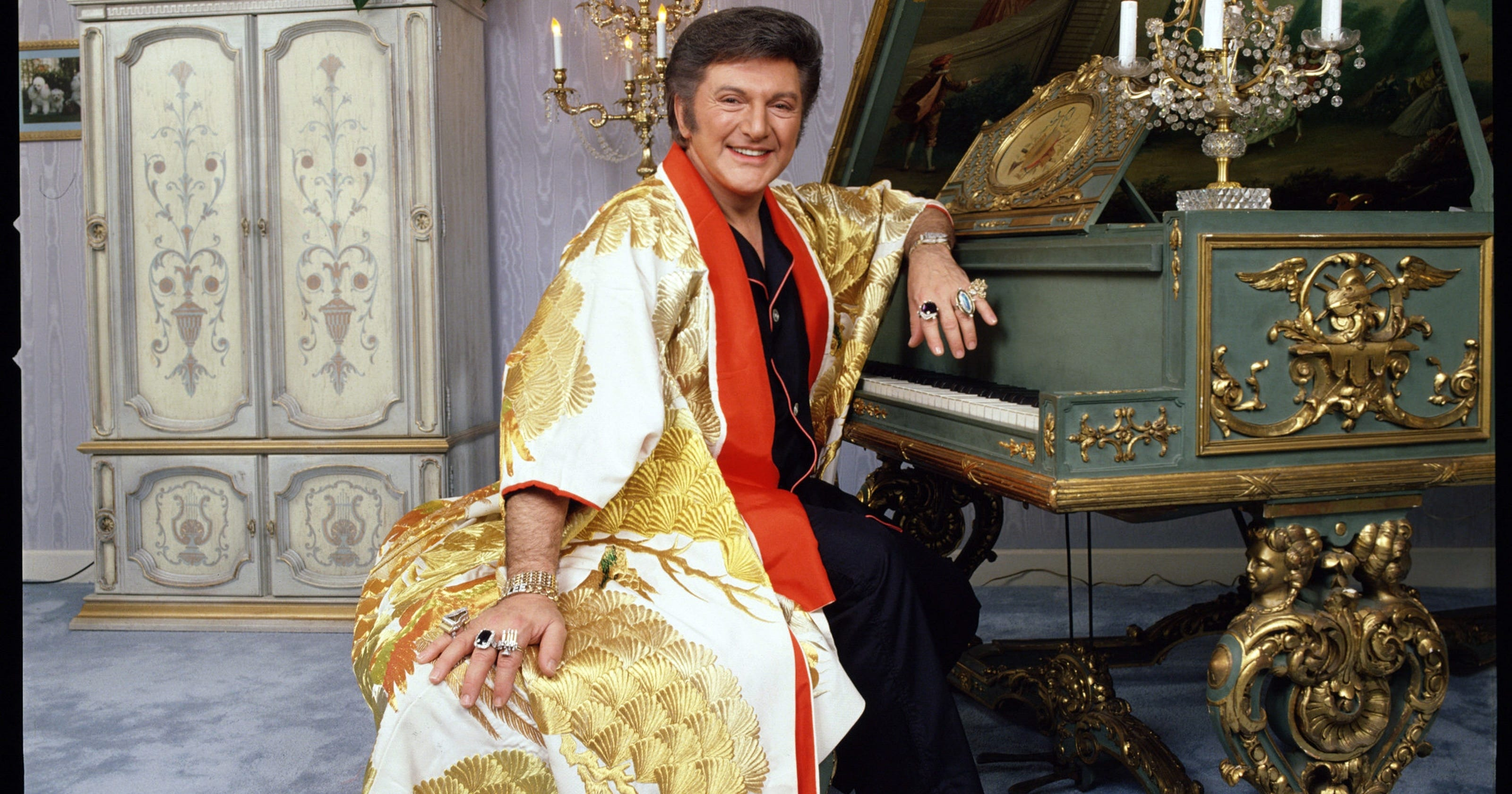 Image result for liberace