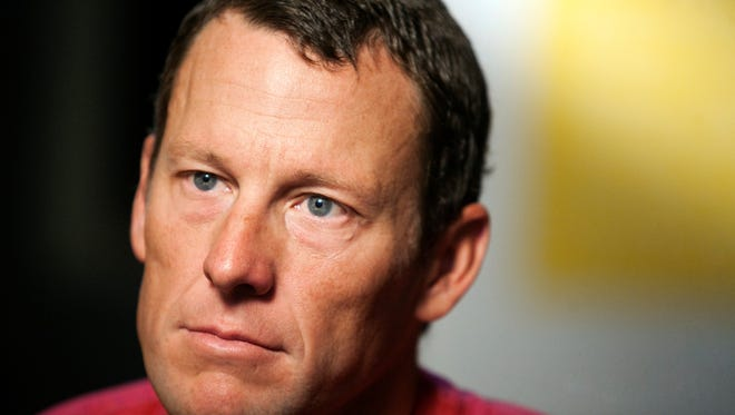 Lance Armstrong won the Tour de France seven times but was stripped of those titles for doping.
