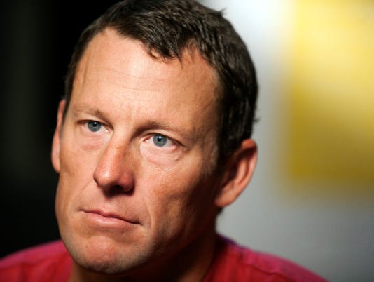 For Lance Armstrong, sorry has been the hardest word