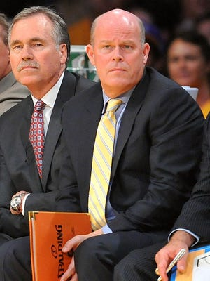 Los Angeles Lakers assistant coach Steve Clifford has been hired as the Charlotte coach.