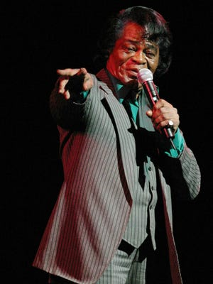 PBS animates an interview with James Brown.