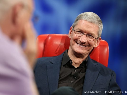 Apple CEO Cook: More 'game changers' ahead