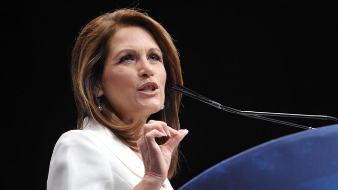 Rep. Michele Bachmann, R-Minn., is leaving Congress when her term ends January 2015.