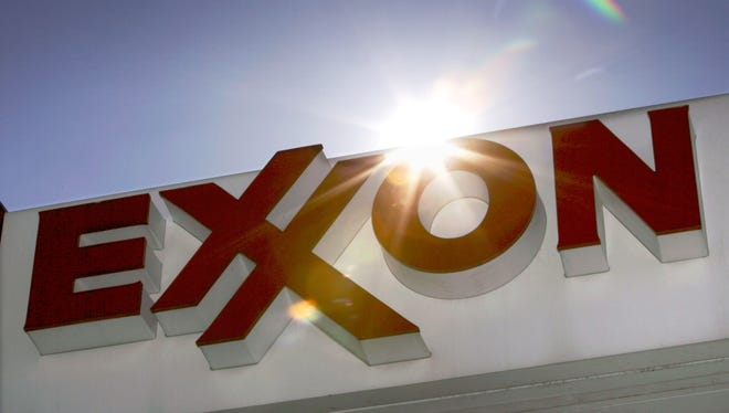 Shareholders of oil industry behemoth Exxon Mobil Corp. is voting on adding language to company policy prohibiting anti-gay discrimination (AP Photo/LM Otero).