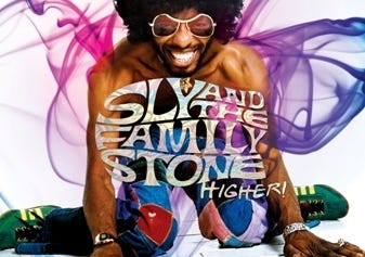 Sly and the Family Stone 'Higher' cover