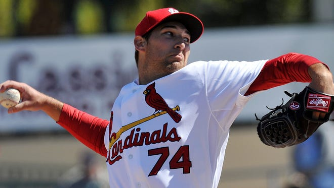 Michael Wacha is set to make his MLB debut against the Royals.