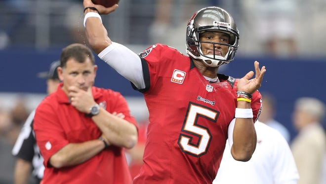 Greg Schiano and Buccaneers brass will be closely watching QB Josh Freeman in 2013.
