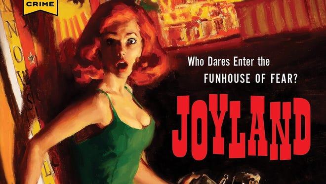 Stephen King's 'Joyland' will be released on June 4.