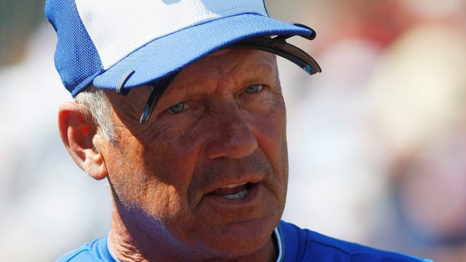 George Brett, who played for the Royals from 1973-93, won the batting title three times.