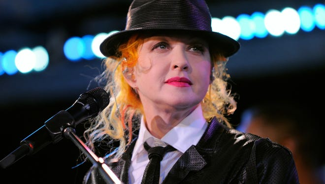 Cyndi Lauper is nominated for her score for 'Kinky Boots.'
