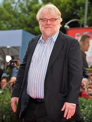 Philip Seymour Hoffman at the 2012 Cannes Film Festival in France.