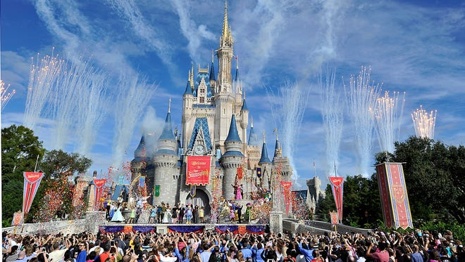 Disney parks are well-positioned for what's expected to be one of the busiest summers for theme parks in years.