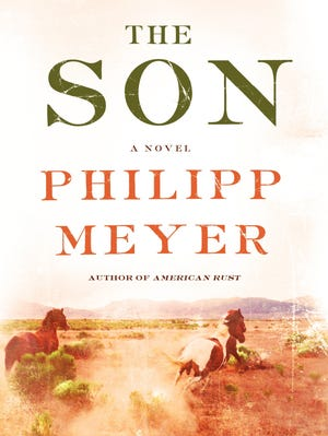 USA TODAY's Bob Minzesheimer gave 'The Son' by Philipp Meyer four stars (out of four). It's the top weekend pick for book lovers.