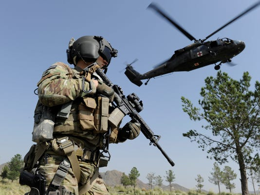 White House scaling back military support for Afghan forces