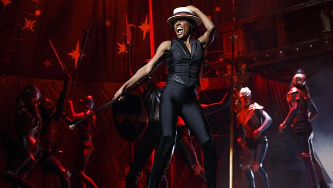 Patina Miller and 'Pippin' could be big winners at Sunday's Tony Awards.