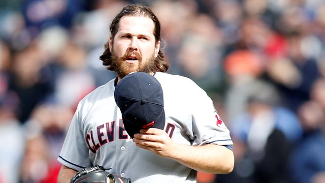Indians closer Chris Perez is currently on the disabled list.
