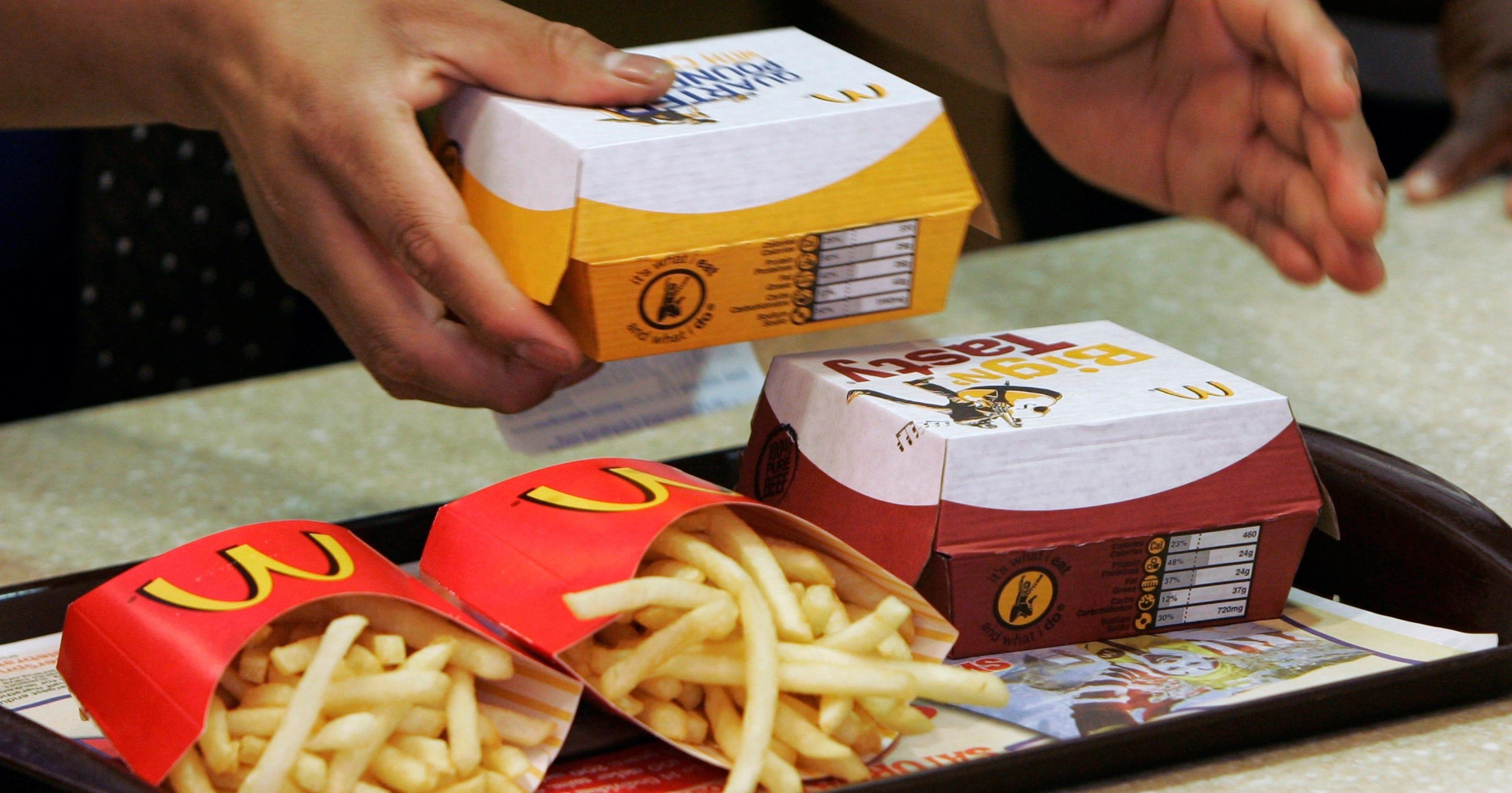 mcdonald's: breakfast or dinner after midnight?