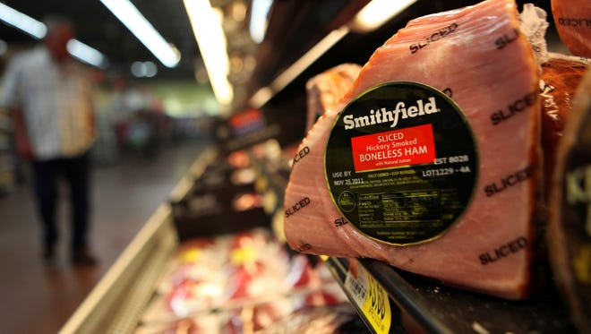 The merger of Smithfield and Shuanghui must still be cleared by Smithfield shareholders and U.S. regulators, including the Committee on Foreign Investment in the United States.