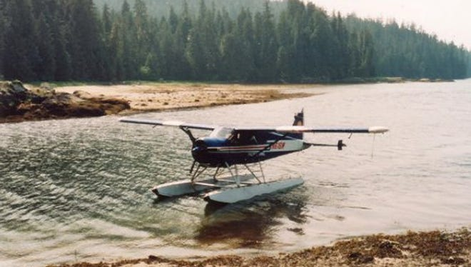 In this undated photo provided by DHC-2.com is the DHC-2 Beaver seaplane that went down near the town of Petersburg, Alaska on June 4, 2013.