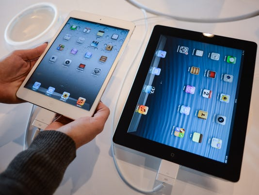 Scramble seen for Apple's latest iPad mini