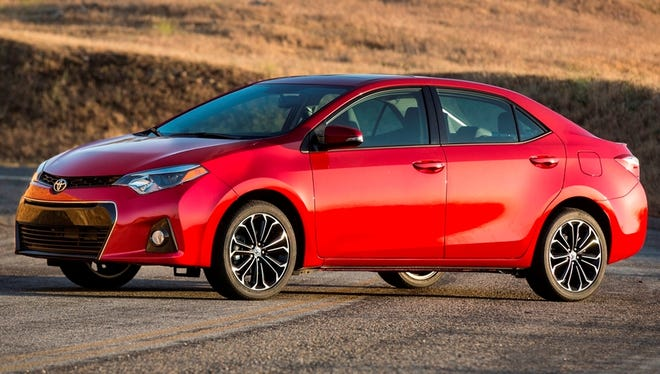 Toyota has given new shape to the Corolla for 2014