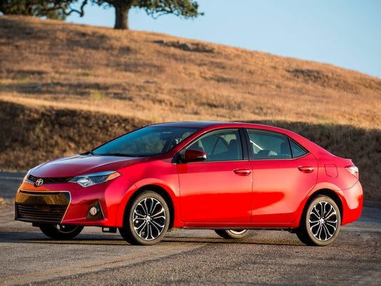 Video, gallery:Toyota unveils restyled 2014 Corolla