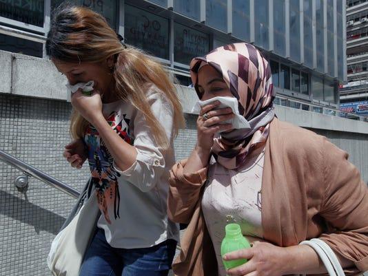 060313 turkey women