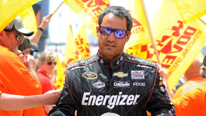 Juan Pablo Montoya has won two NASCAR Sprint Cup races but both came on road courses.