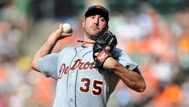 Tigers pitcher Justin Verlander has been perhaps the game's best pitcher over the past two seasons. But in a Rotisserie 500 draft this year, he was an eighth-round pick.