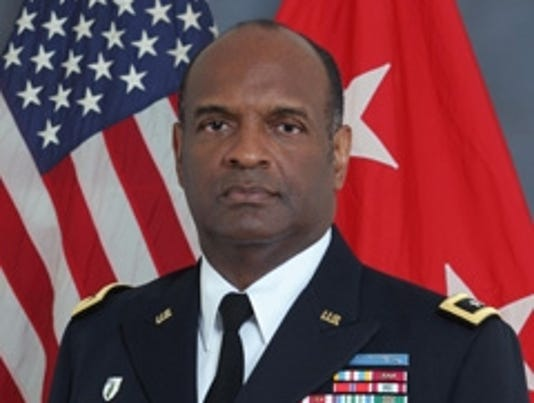 Army suspends general for handling of sex assault case